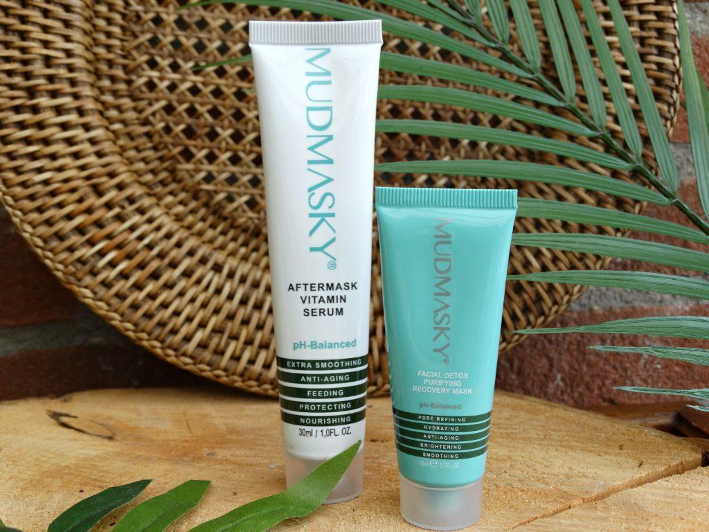 mudmask serum masker gezichtsverzorging favoriete producten jouwbox