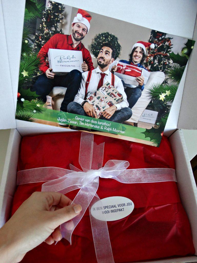 unboxing Jouwbox kerst editie