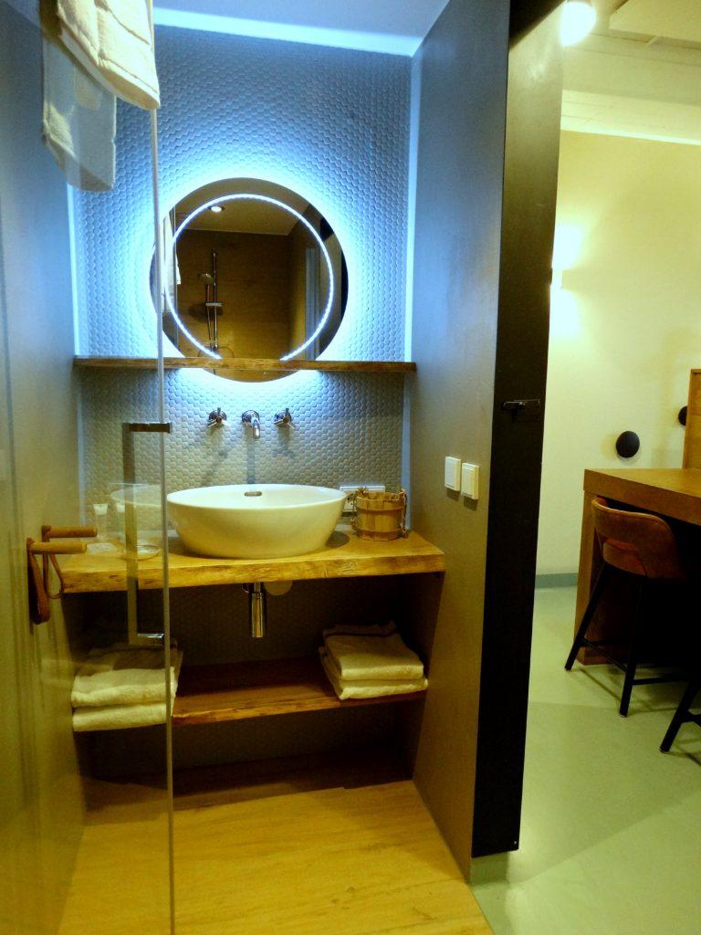 badkamer pier 7 strandhut vlissingen