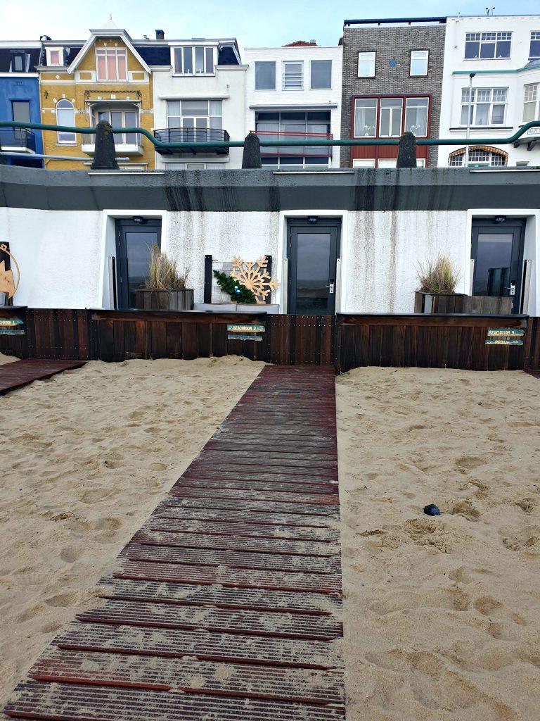 pier 7 vlissingen strandhuis zeeland