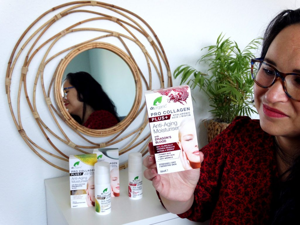 favoriete dagcreme dr organic natuurlijke moisturizer