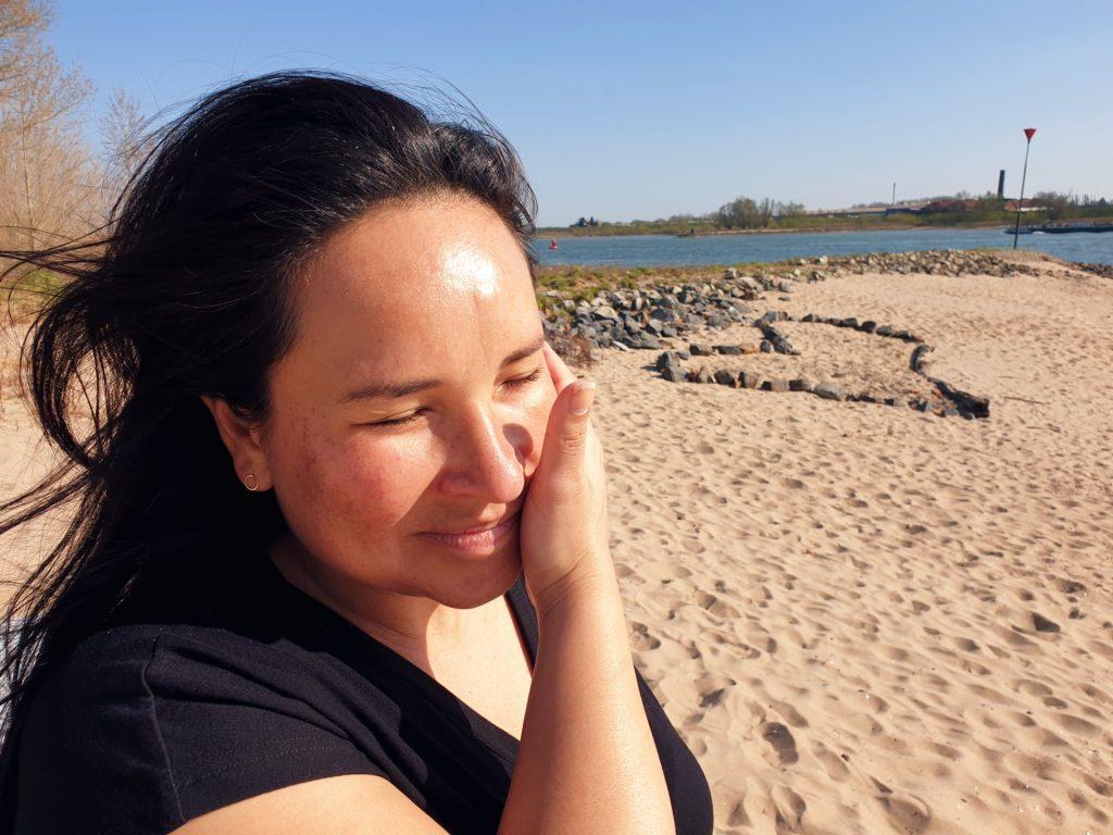 zon huidverzorging strand zonnen