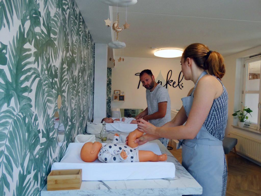 baby massage twinkel baby spa