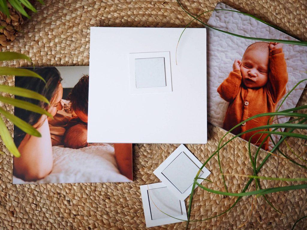 newborn foto wanddecoratie bestecanvas