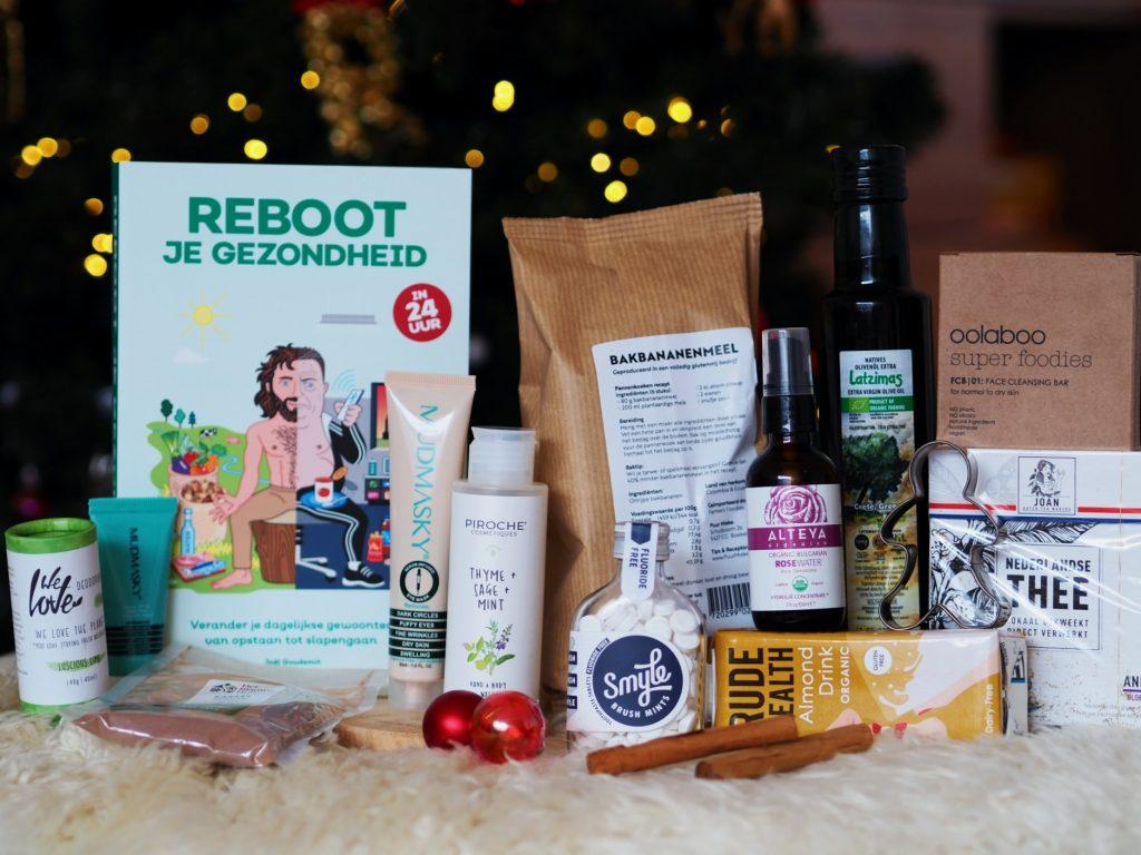 jouwbox healthy kerst