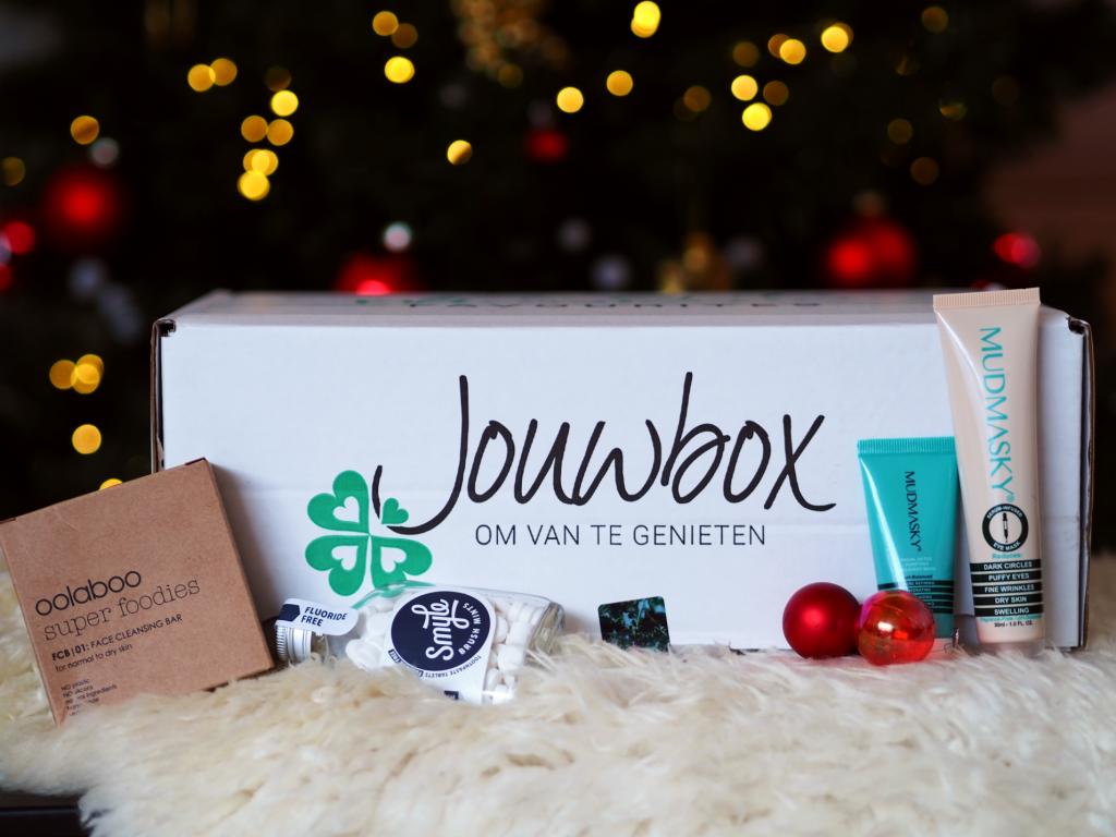 jouwbox mudmasky healthy kerst oolaboo smyle