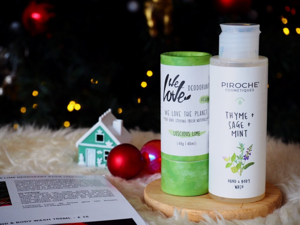 we love the planet deodorant jouwbox piroche kerst