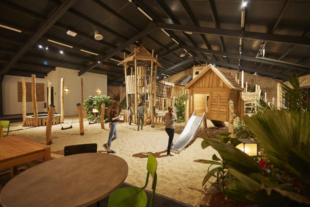 indoor speeltuin de leistert