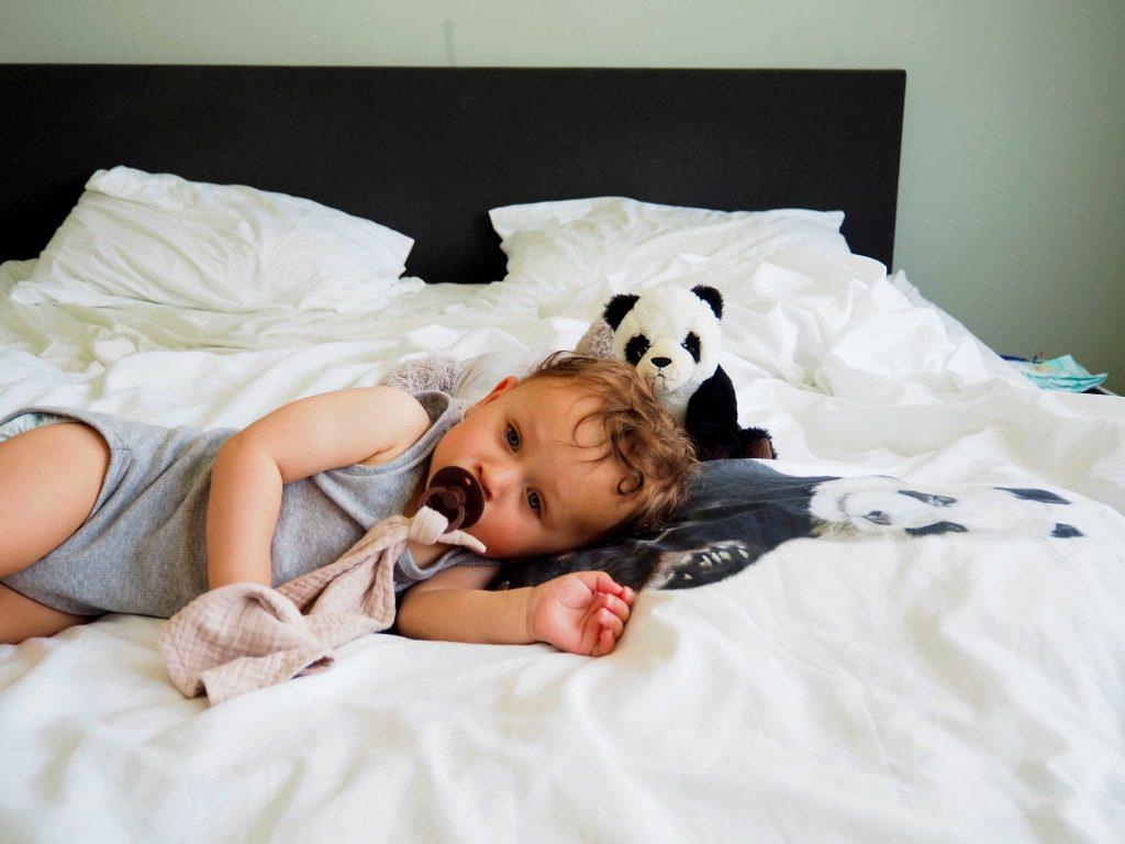 kinderdromen slapen moe snurk amsterdam bib
