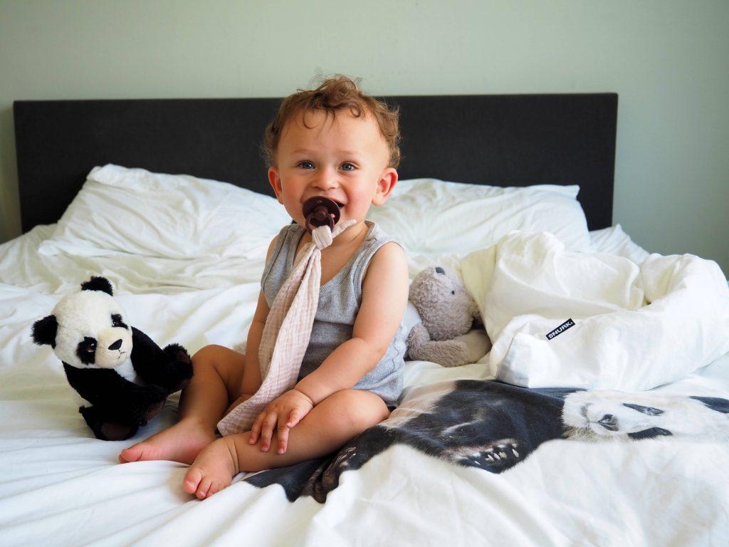 snurk amsterdam beddengoed panda slaapkamer kinderdromen