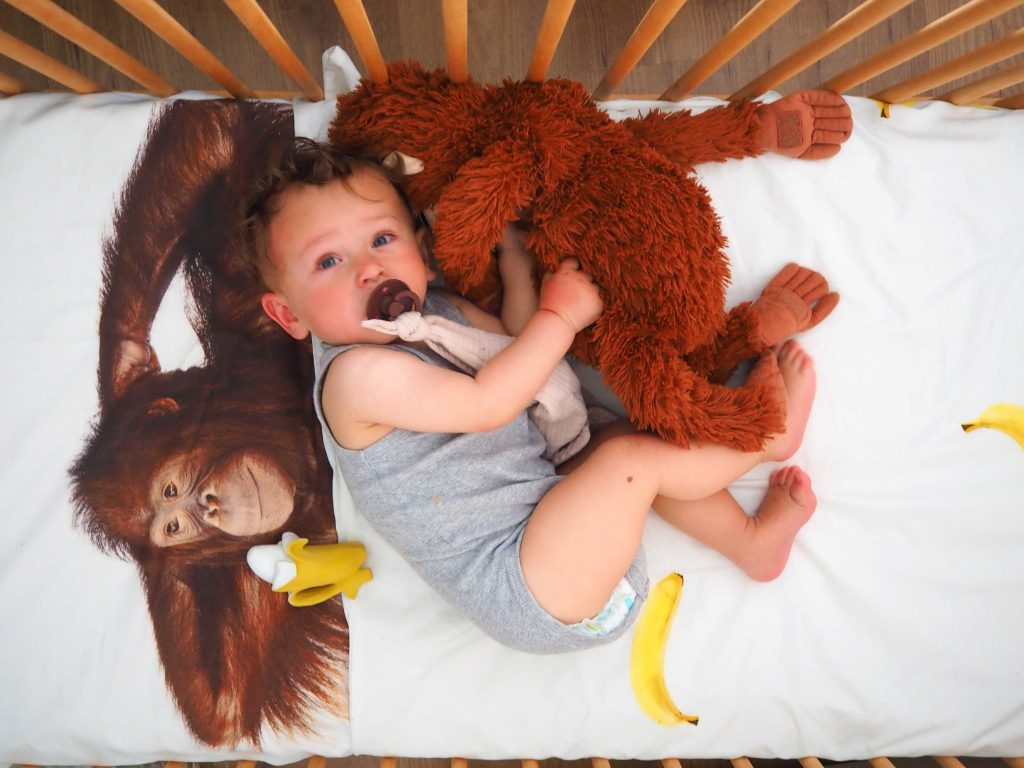 snurk jungle aap